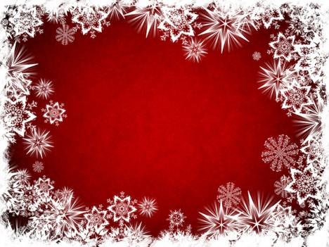 Plantilla de fondo de Navidad