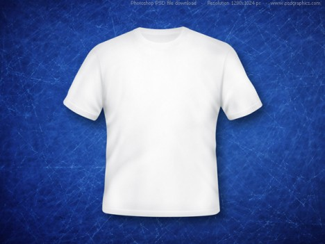 vector camiseta psd