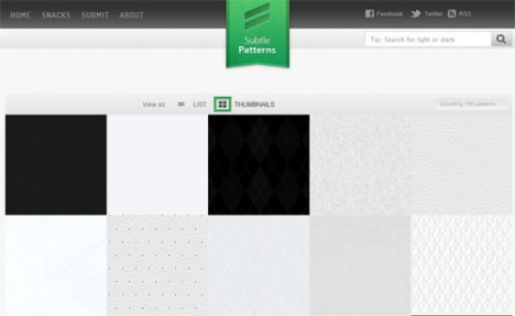 Pattern Textures para Photoshop