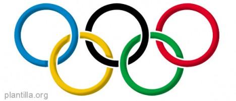 Plantilla de Anillos Olimpiadas para Photoshop (PSD)